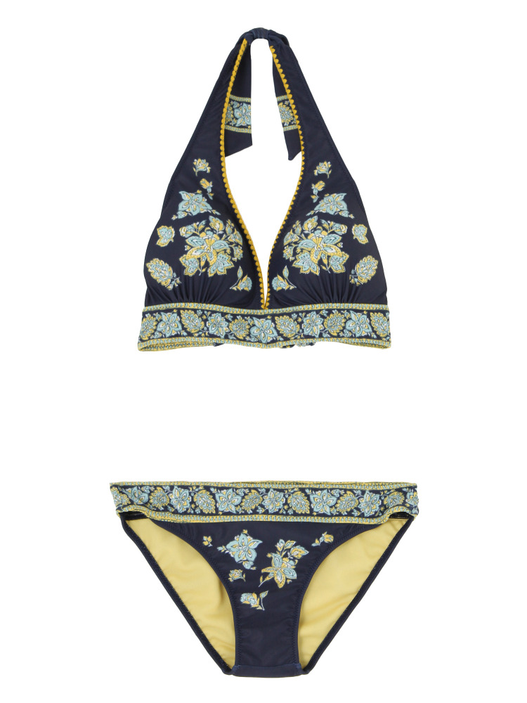 Rosemary swim wear(ネイビー-F)