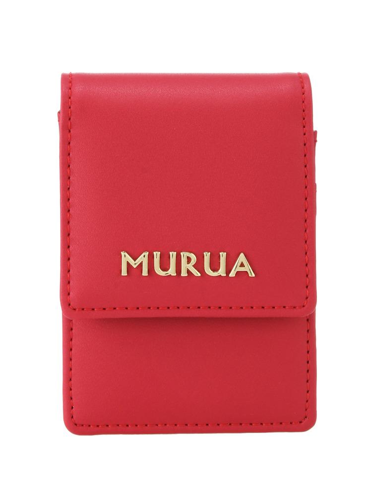 【MURUA】リップケース