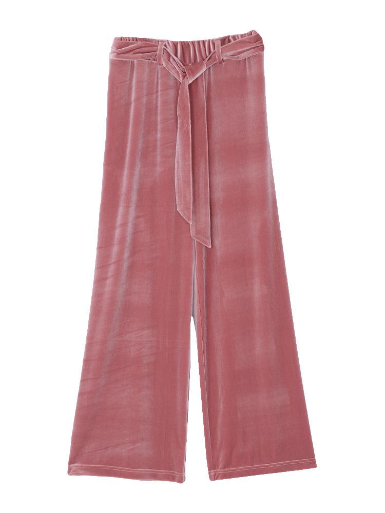 The Dayz tokyo VELOUR PANTS