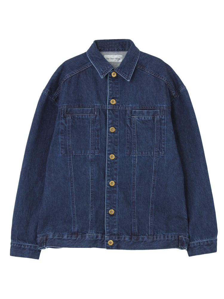 STANDERD DENIM JK(インディゴ-F)