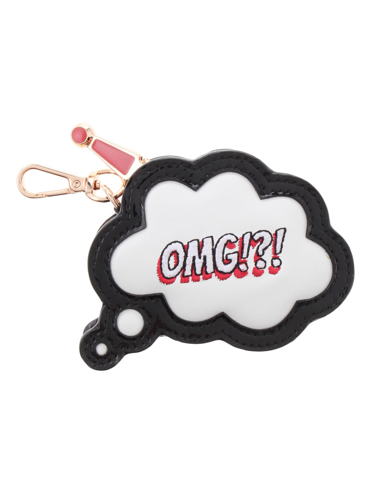 【SW】OMG BUBBLE COIN PURSE(ホワイト-F)