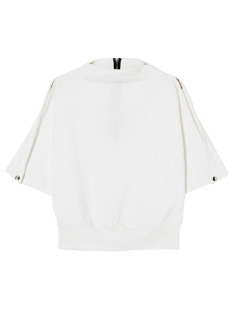 SLIT TEE(ホワイト-F)