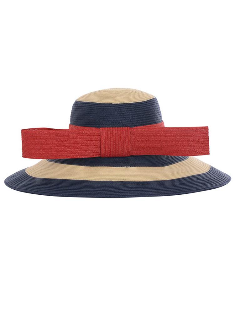 【6月中旬配送予定】LONG BOW HAT(ミックス-F)