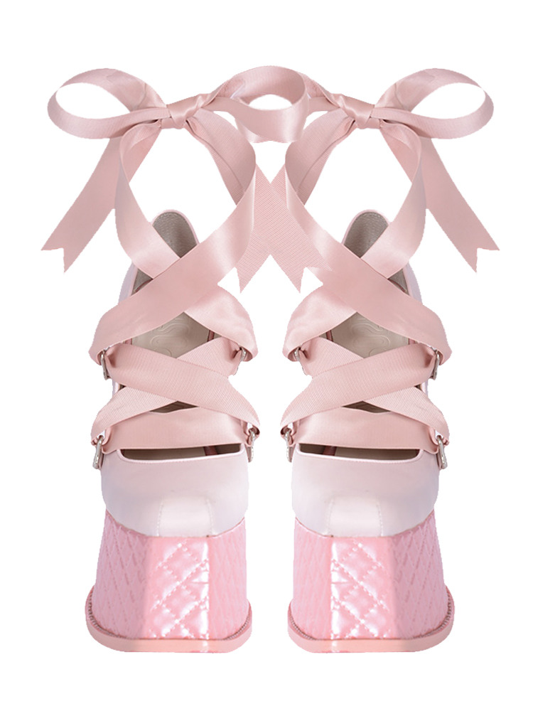 BALLET SHOES(ピンク-36)