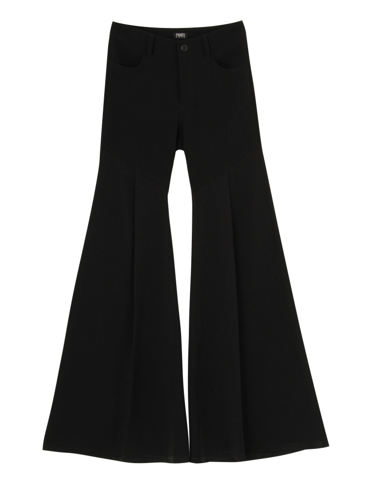 Ms.MATADOR BELL BOTTOM TROUSERS(ブラック-S)