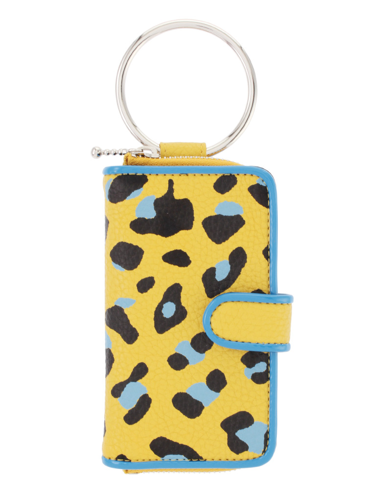 LEOPARD IPHONE CASE(イエロー-F)