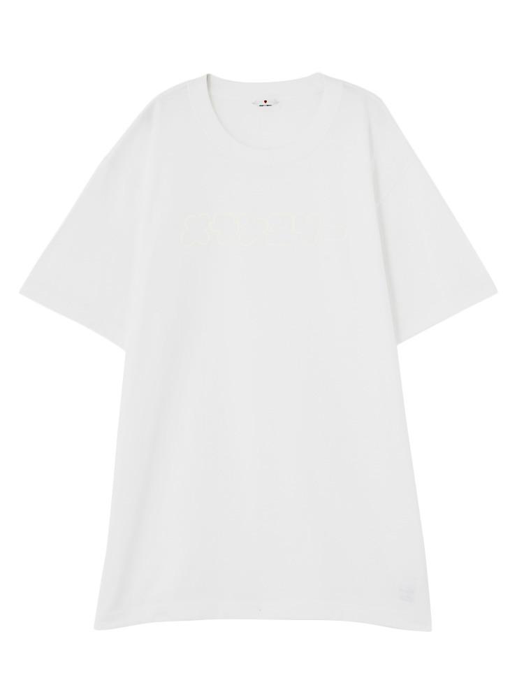 メランコリーTシャツ(オフホワイト-F)
