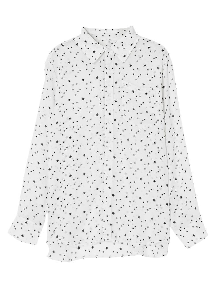 FLOVE(フローヴ) スタープリントルーズシャツ