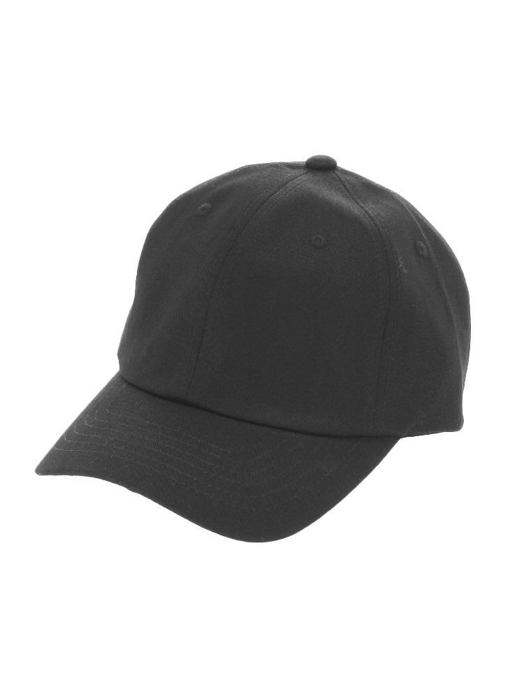 Monochromeキャップ(ブラック-F)