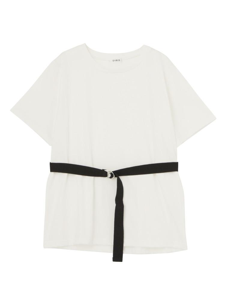 【WEB限定】DカンベルトデザインTシャツ