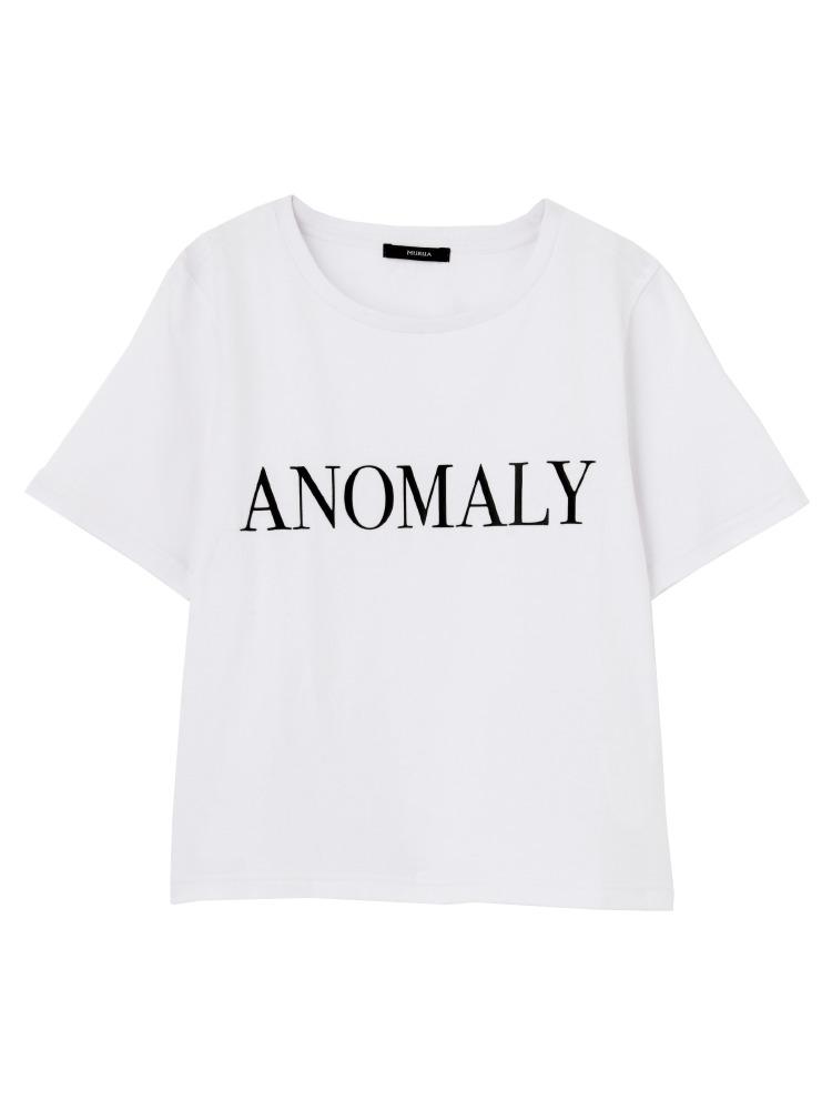 MURUAの【2017年春新作】ANOMALY Tシャツ